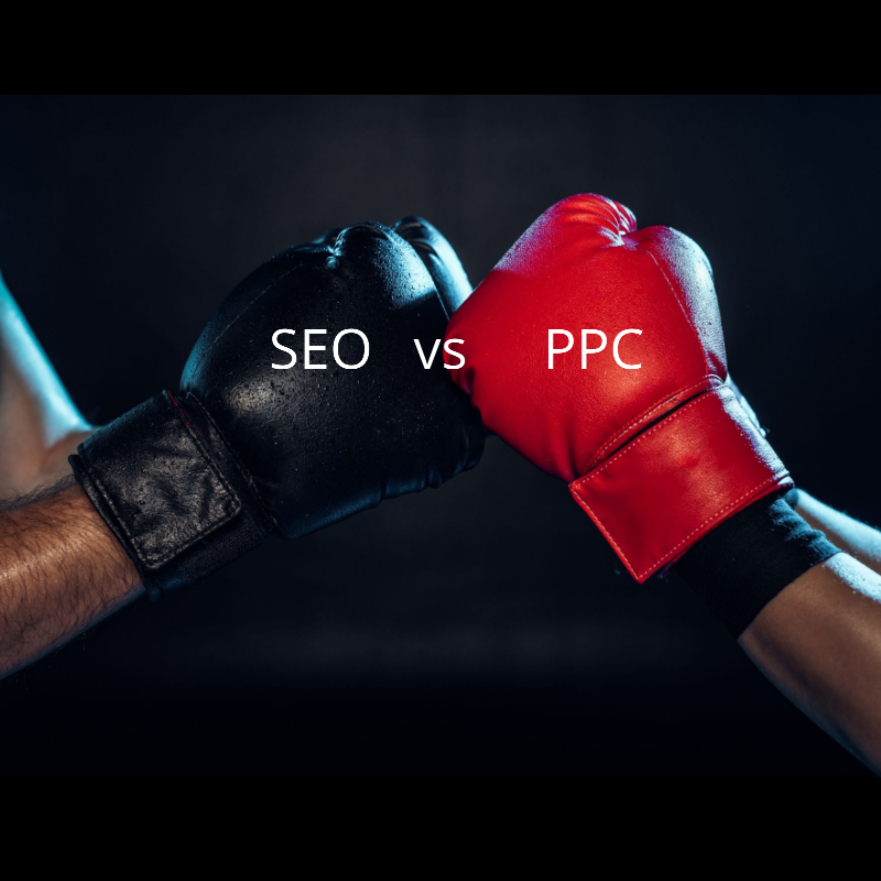 SEO vs PPC which would win